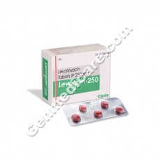 Levoquin 250 mg Tablet