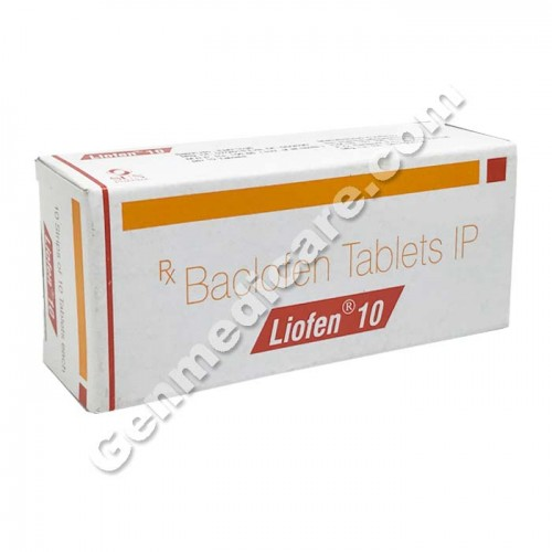 Liofen 10 mg lisinopril