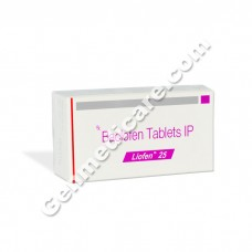 Liofen 25 mg Tablet, Ortho Care