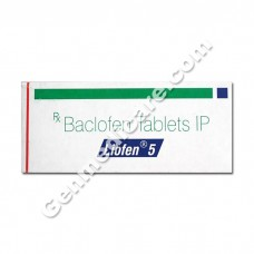 Liofen 5 mg Tablet, Ortho Care