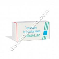 Lotensyl 20 mg Tablet, Heart & Blood Pressure