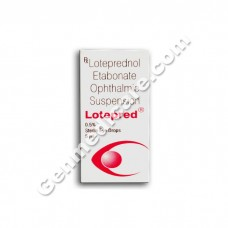 Lotepred Eye Drop, Eye / Ear Care