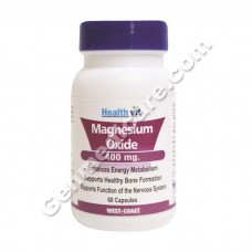 Magnesium Oxide Capsule (400mg)