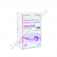 Maxiflo 100 Rotacap