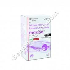 Maxiflo Inhaler 125