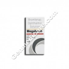 Megabrom Eye Drop, Eye / Ear Care