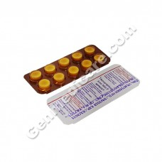 Meprate 10 mg Tablet