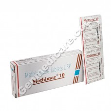 Methimez 10 mg Tablet