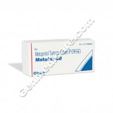 Metolar 50 mg Tablet
