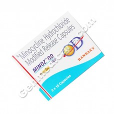 Minoz 100 mg Tablet