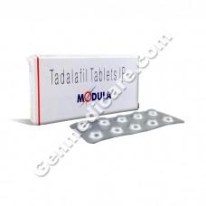 Modula 5mg, Weekend Pill, Tadalafil 5mg