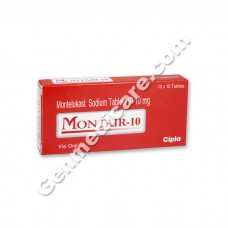 Montair 10 mg Tablet