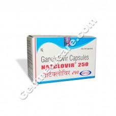 Natclovir 250 mg Capsule