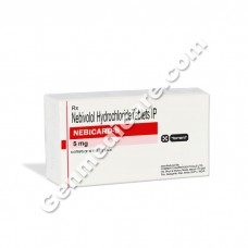 Nebicard 5 mg Tablet