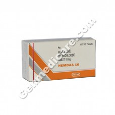 Nemdaa 10 mg Tablet, Alzheimers