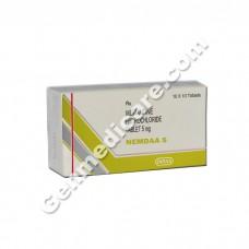 Nemdaa 5 mg Tablet