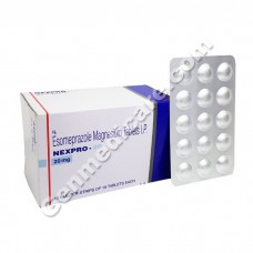 Nexpro 20 mg Tablet