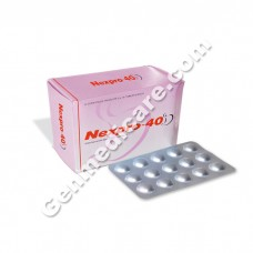 Nexpro 40 mg Tablet