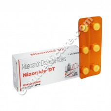 Nizonide DT 200 mg Tablet, Anthelmintic & Anti-Worm