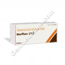 Norflox 200 mg Tablet