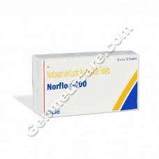 Norflox 400 mg Tablet