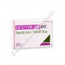 Ocuvir 200 DT Tablets