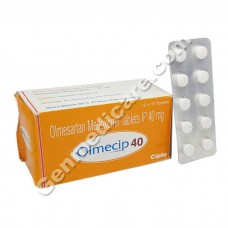 Olmecip 40 mg Tablet