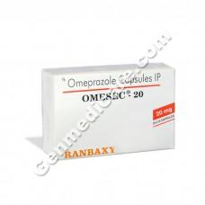 Omesec 20 mg Capsule