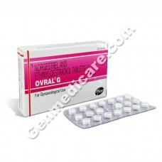 Ovral G Tablet
