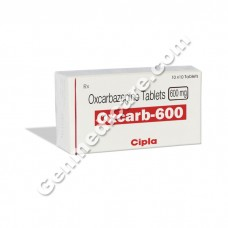 Oxcarb 600 mg Tablet, Epilepsy