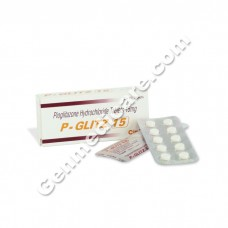 P Glitz 15 mg Tablet