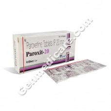 Paroxit 20 mg Tablet, Others Drugs