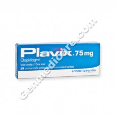 Plavix 75 mg Tablet