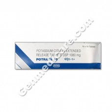 Potrate 10 Tablet, Nutritional Care