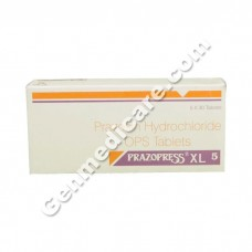 Prazopress XL 5 mg Tablet