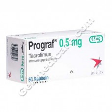 Prograf 0.5 mg Capsule, Anti Rejection Drugs