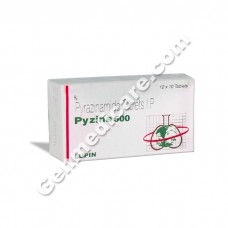 Pyzina 500 mg Tablet
