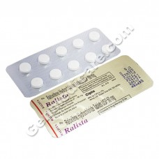 Ralista 60 mg Tablet