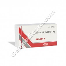 Relgin 1 mg Tablet, Anti Parkinsonian