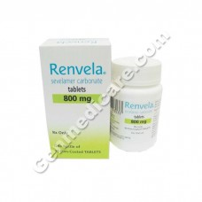 Renvela 800 mg Tablet, Blood Disorders