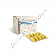 Resteclin 500 mg Capsule
