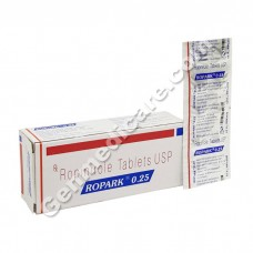 Ropark 0.25 mg Tablet