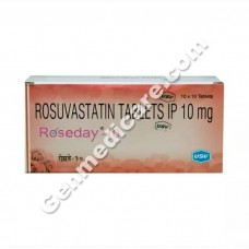 Roseday 10 mg Tablet