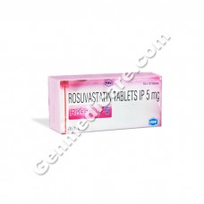 Roseday 5 mg Tablet