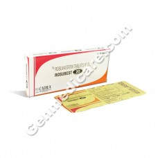 Rosubest 20 mg Tablet, Cholesterol Reducer