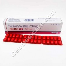 Roxid 300 mg Tablet