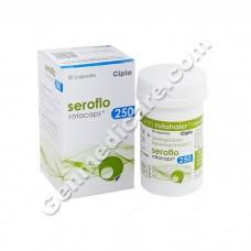 Seroflo 250 Rotacap, Asthma