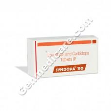 Syndopa 110 Tablet, Anti Parkinsonian