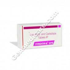 Syndopa 275 Tablet, Anti Parkinsonian