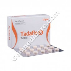 Tadaflo 5 mg Tablet